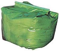 Специальный мешок для приготовления листового перегноя