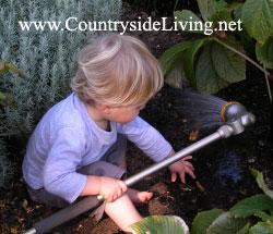 Детям о природе. Развивающие занятия на даче