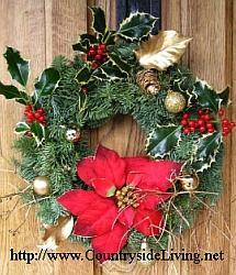 Рождественский венок, 2004 г.