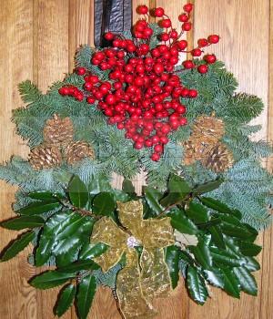 Рождественский венок, 2006 г.