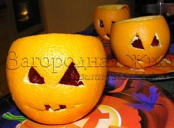 Вечеринка на Хэллоуин, еда на Хэллоуин