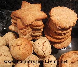 Миндальное печенье, 3 рецепта с фото