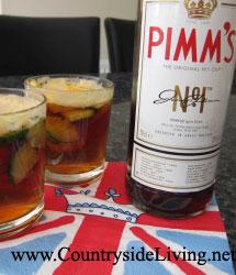 pimms рецепт коктейли