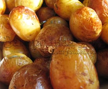 Как правильно приготовить картошку в духовке