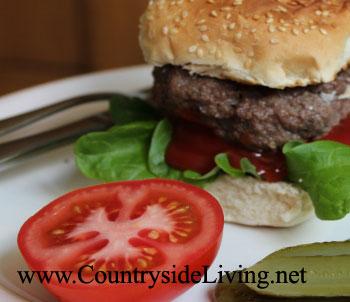 гамбургер домашняя рецепт с фото