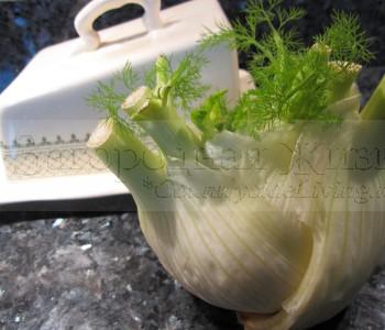 Пряные травы. Фенхель - формирование семян
